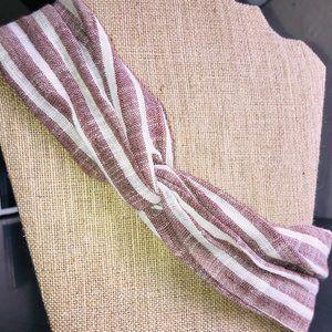Aerie Stripe Head Wrap